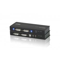 ATEN CE620 USB DVI HDBaseT 2.0 KVM Extender