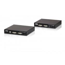 ATEN CE680 USB DVI Optical KVM Extender