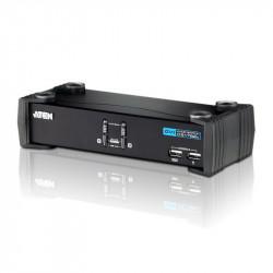 Aten CS1762A 2-Port USB DVI Audio KVMP Switch
