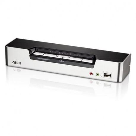 Aten CS1794 4 Port USB HDMI Audio KVMP Switch