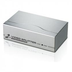 Aten VS92A 2-Port VGA Splitter 350MHZ