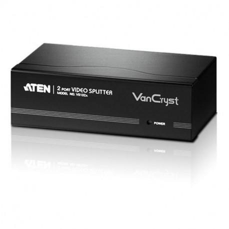 Aten VS132A 2-Port VGA Splitter 450MHz